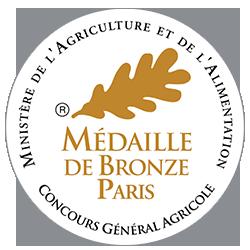 concours-general-agricole-medaille-de-bronze-2019
