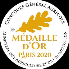 medaille-d-or-concours-general-agricole-paris-2020